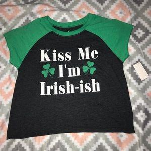 2 saint patty's day shirts